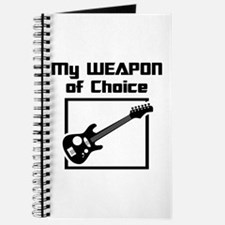 Musician - WeaponOfChoice Journal