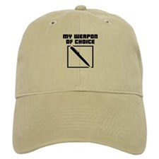 Writer - WeaponOfChoice Baseball Cap