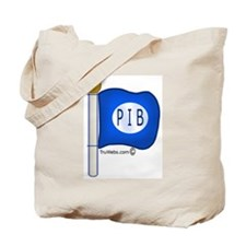 PIB FLAG Tote Bag