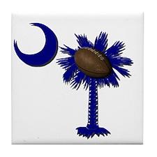 South Carolina Football Tile Coaster