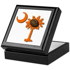 Clemson Football Keepsake Box