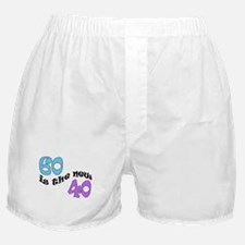 60 THE NEW 40 Boxer Shorts