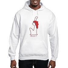 Red Hoodie Sweatshirt