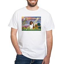 Cloud Angel & Collie Shirt
