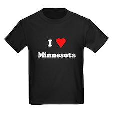 I Love Minnesota T