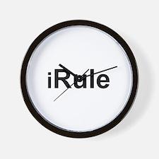iRule Wall Clock