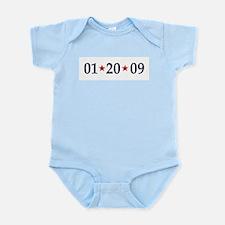 1-20-09 Obama Inauguration Day Infant Bodysuit