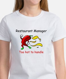 Restaurant Manager Tee