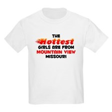 Hot Girls: Mountain Vie, MO T-Shirt