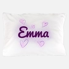 Emma - Love Hearts Pillow Case