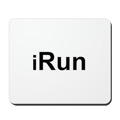 iRun Mousepad
