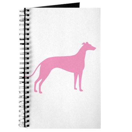 Pink Greyhound Journal