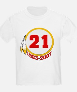 21 FEATHER (1983-2007) T-Shirt