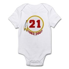 21 FEATHER (1983-2007) Infant Bodysuit