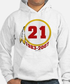 21 FEATHER (1983-2007) Hoodie