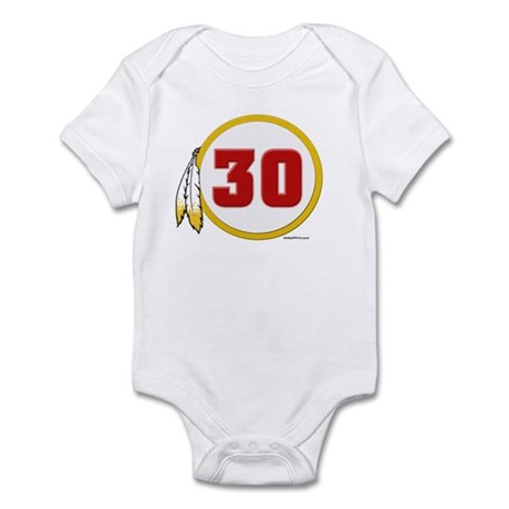 30 FEATHER Infant Bodysuit