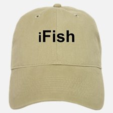 iFish Baseball Baseball Cap