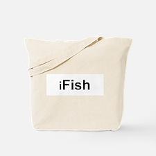 iFish Tote Bag