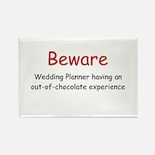 Wedding Planner Rectangle Magnet (10 pack)
