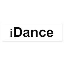 iDance Bumper Bumper Sticker