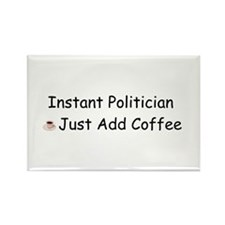 Politician Rectangle Magnet (10 pack)