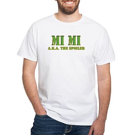 CLICK TO VIEW mimi White T-Shirt