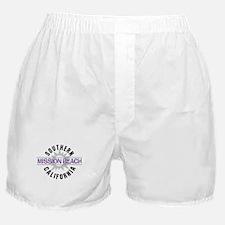 Mission Beach Boxer Shorts