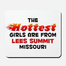 Hot Girls: Lees Summit, MO Mousepad