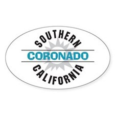 Coronado California Decal