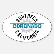 Coronado California Decal