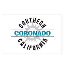 Coronado California Postcards (Package of 8)