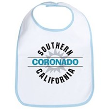 Coronado California Bib