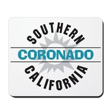 Coronado California Mousepad