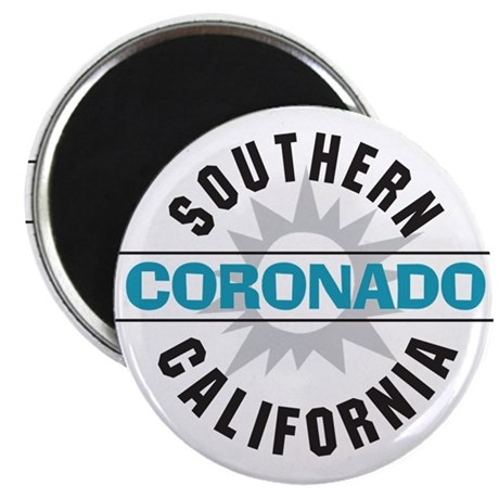 "Coronado California 2.25"" Magnet (10 pack)"