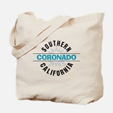 Coronado California Tote Bag