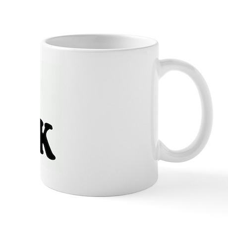 I Love BRECK Mug