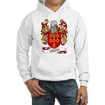 Quincy Coat of Arms Hooded Sweatshirt