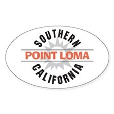 Point Loma California Decal