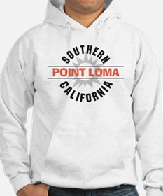 Point Loma California Hoodie