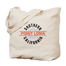 Point Loma California Tote Bag