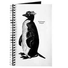 Rockhopper Penguin Journal