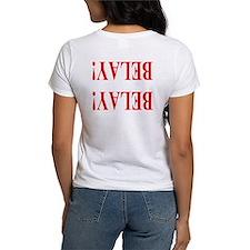 rock climbing front T-Shirt