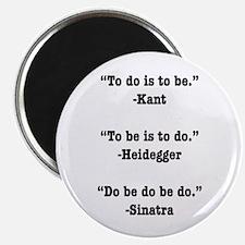 """Do Be Do 2.25"""" Magnet (10 pack)"""