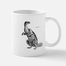 Iguanodon Dinosaur Mug