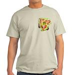 Pink w/ Ruffles Daylily Light T-Shirt