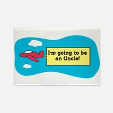 I'm Going to be an Uncle! Rectangle Magnet