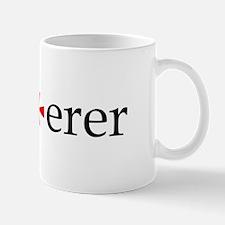 """""""Indulterer"""" Mug"""