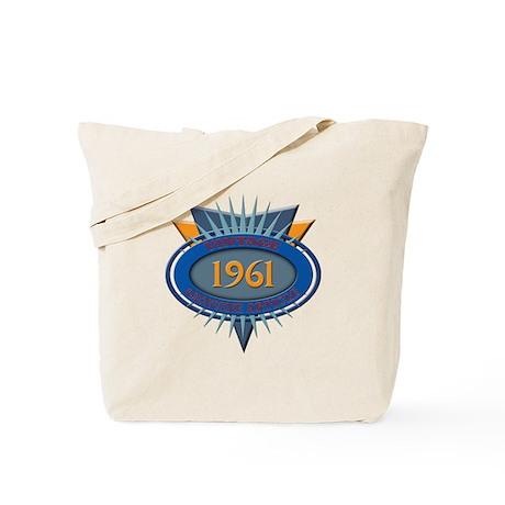 1961 Tote Bag
