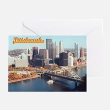 Unique Pittsburgh panthers Greeting Cards (Pk of 20)