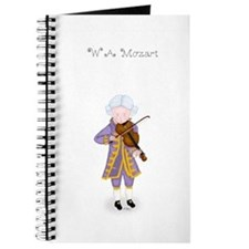 Practice Maintains Perfect Violin Journal